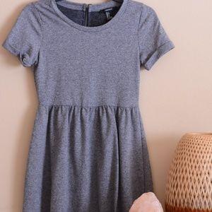 FOREVER 21 - Grey Dress